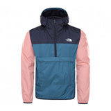 The North Face - Fanorak (Mallard Blue/Aviator Navy/Pink Clay)