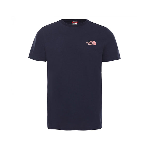 The North Face - Simple Dome Tee (Aviator Navy)