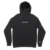 The Quiet Life - Origin Pullover Hood (Black)