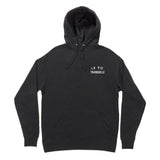 The Quiet Life - La Vie Pullover Hood (Black)
