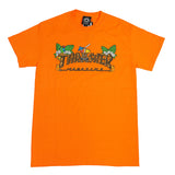 Thrasher - Tiki Tee (Safety Orange)
