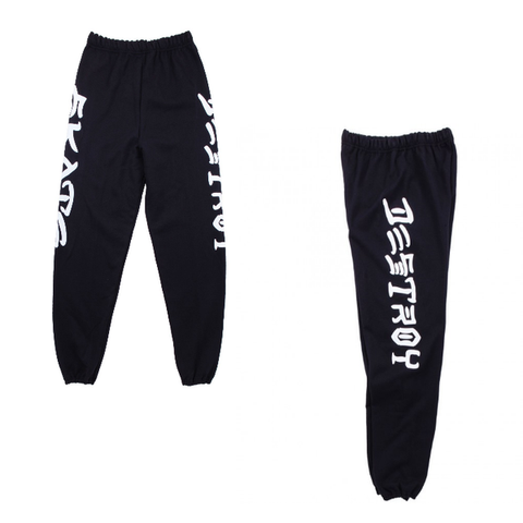 Thrasher - Skate & Destroy Sweatpants (Black)