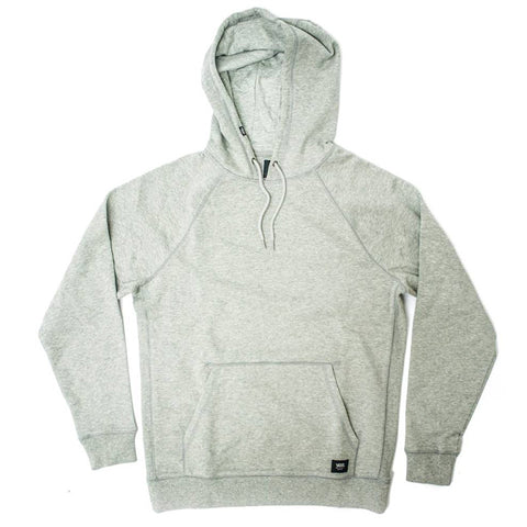 Vans - Versa Fleece Hoodie (Cement Heather)