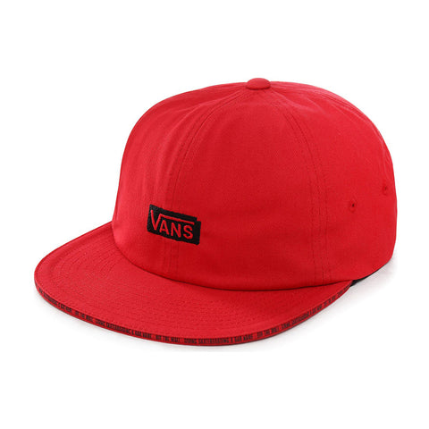 Vans - Baker Jockey Cap (Racing Red)