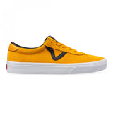 Vans - Vans Sport Suede (Cadmium Yellow/True White)