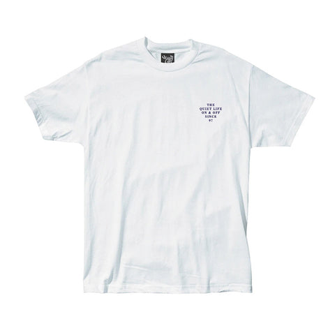 The Quiet Life - Stretched Out Tee (White)