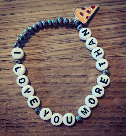 I Love you more than Pizza 🍕