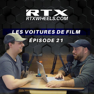 Les Voitures De Films | RTX Podcast #21