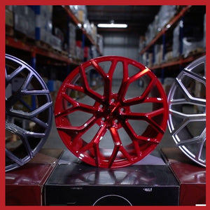 All wheels project