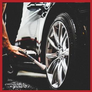 How to clean your wheels!