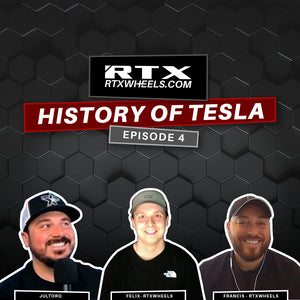 History Of Tesla | RTX Podcast #4