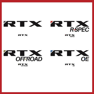 NEW RTX WHEEL LOGOS TO START THE YEAR OFF WITH A BANG!