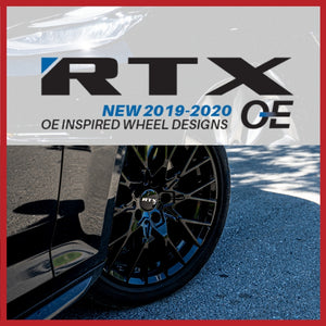 RTX wheels is rolling out 14 oe-inspired new wheel designs.