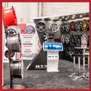 RTX Wheels to Participate in SEMA Show for a Third Year in a Row