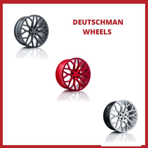 The Deutschman D01 are now available!