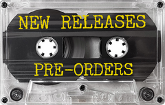 NEW RELEASES & PRE-ORDER