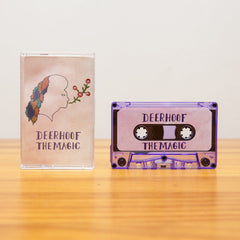 DEERHOOF - the magic - BRAND NEW CASSETTE TAPE