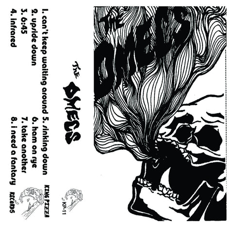THE OMECS - s/t - BRAND NEW CASSETTE TAPE
