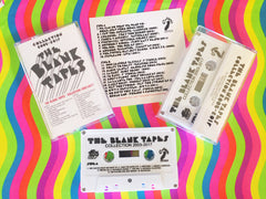 THE BLANK TAPES - collection 2003-2017 - BRAND NEW CASSETTE TAPE - CSD2017