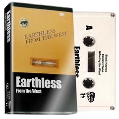 EARTHLESS - from the west - BRAND NEW CASSETTE TAPE