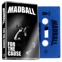 MADBALL - for the cause - BRAND NEW CASSETTE TAPE