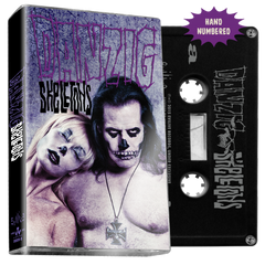 DANZIG - skeletons - BRAND NEW CASSETTE TAPE