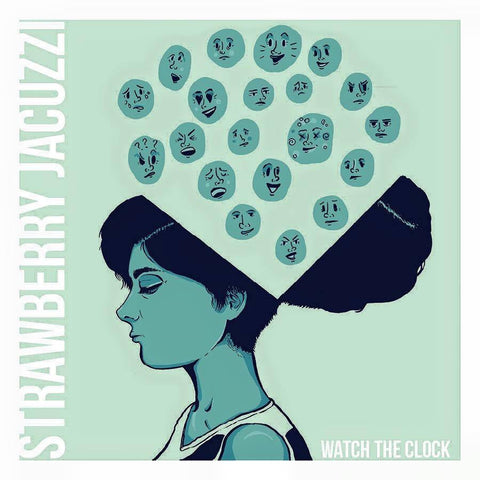 STRAWBERRY JACUZZI - watch the clock - CSD (oct 8 2016)