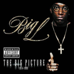 BIG L - the big picture - BRAND NEW SEALED CASSETTE TAPE