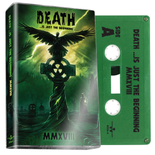VARIOUS ARTISTS - Death is Just The Beginning - BRAND NEW CASSETTE TAPE