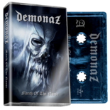 DEMONAZ - March Of The Norse - BRAND NEW CASSETTE TAPE