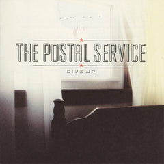 THE POSTAL SERVICE - give up - BRAND NEW CASSETTE TAPE