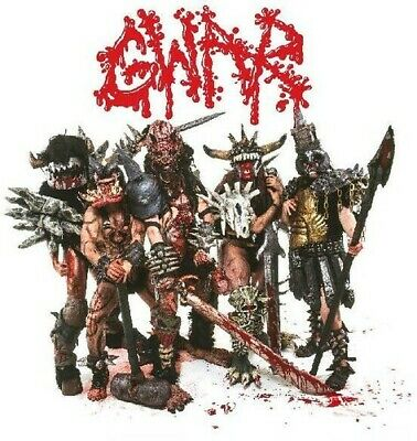 GWAR - scumdogs of the universe (30th anniversary edition) - BRAND NEW CASSETTE TAPE