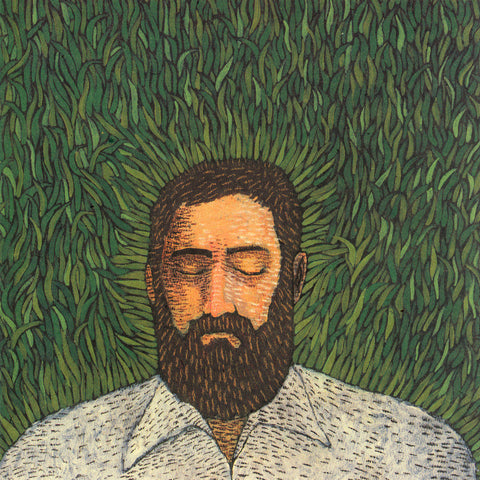 IRON & WINE - our endless numbered days - BRAND NEW CASSETTE TAPE