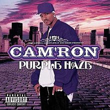 CAM'RON - purple haze - BRAND NEW SEALED CASSETTE TAPE