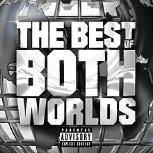 JAY-Z & R.KELLY - the best of both worlds - BRAND NEW SEALED CASSETTE TAPE