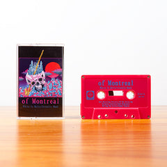 of Montreal - White Is Relic/Irrealis Mood - BRAND NEW CASSETTE TAPE