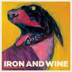 IRON & WINE - the shepherds dog - BRAND NEW CASSETTE TAPE