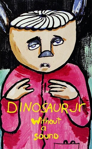 DINOSAUR JR - without a sound - BRAND NEW CASSETTE TAPE