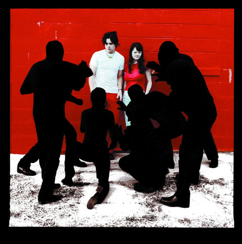 THE WHITE STRIPES - white blood cells - BRAND NEW CASSETTE TAPE