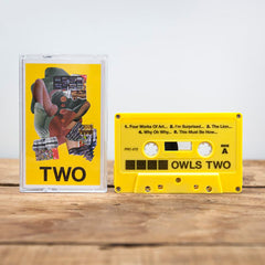 OWLS - 2 - BRAND NEW CASSETTE TAPE