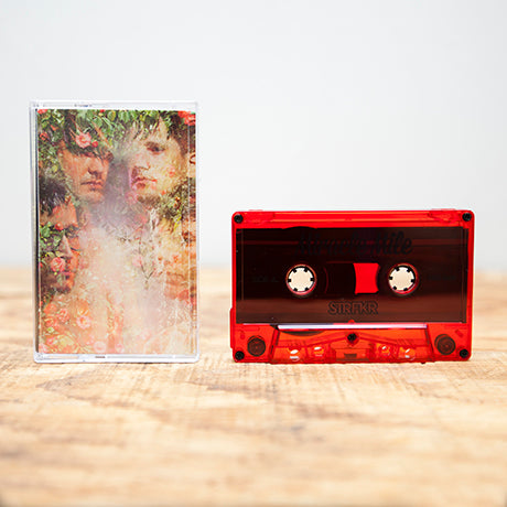STRFKR - miracle mile - BRAND NEW CASSETTE TAPE