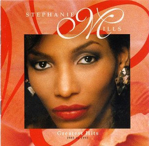 STEPHANIE MILLS - greatest hits 1985-1993 - BRAND NEW SEALED CASSETTE TAPE