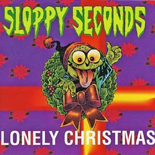SLOPPY SECONDS - lonely christmas - BRAND NEW CASSETTE TAPE