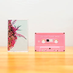 JAY SOM - turn into - BRAND NEW CASSETTE TAPE
