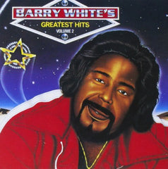 BARRY WHITE - greatest hits Vol. 2 - BRAND NEW SEALED CASSETTE TAPE