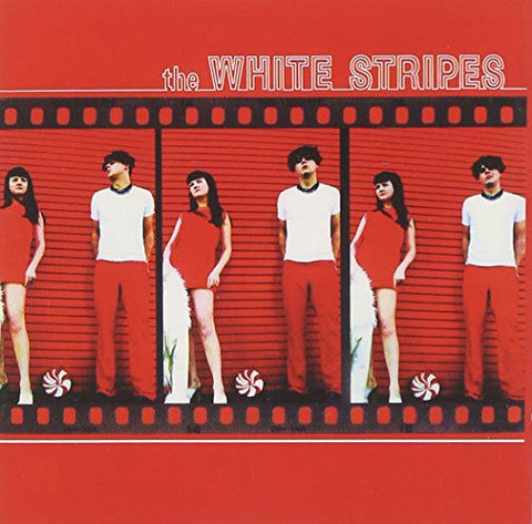 THE WHITE STRIPES - s/t - BRAND NEW CASSETTE TAPE