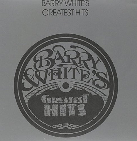 BARRY WHITE - greatest hits - BRAND NEW SEALED CASSETTE TAPE