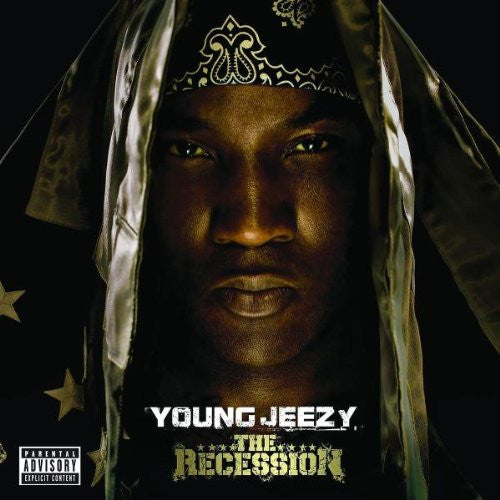 YOUNG JEEZY - the recession - BRAND NEW SEALED CASSETTE TAPE