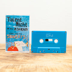SONNY AND THE SUNSETS - talent night at the ashram - BRAND NEW CASSETTE TAPE
