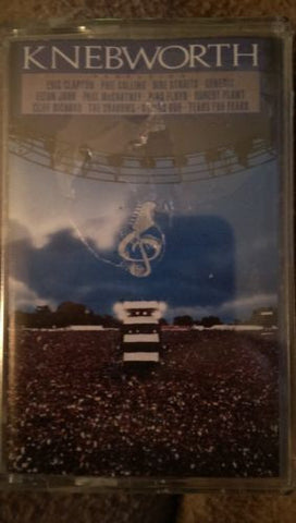 KNEBWORTH - The Album - BRAND NEW CASSETTE TAPE (tape 1 only)